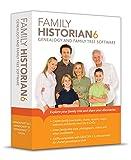 Family Historian 6 Genealogy and Family Tree Software