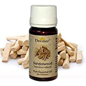 Devinez Sandalwood, Ylang-Ylang Essential Oil For Electric Diffusers/ Tealight Diffusers/ Reed Diffusers, 30ml...