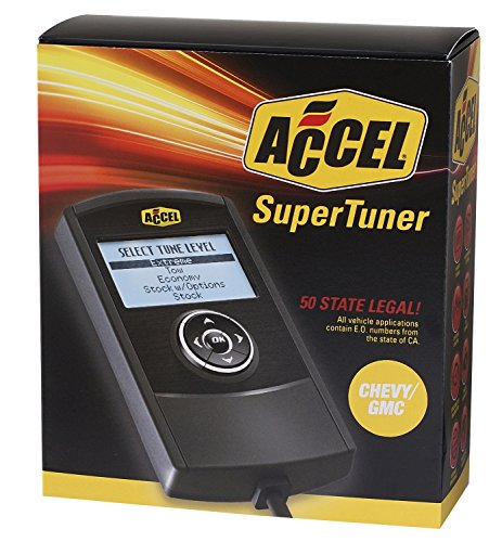 ACCEL 49501 SuperTuner Performance Tuner