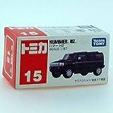 Takara Tomy 2004 Hummer H2 Black #015-7