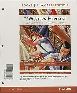 The Western Heritage PDF