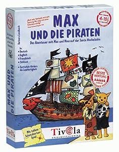 Max und die Piraten. Das Abenteuer mit Max und Nina auf