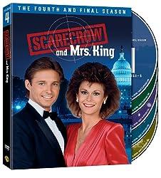 Scarecrow & Mrs King: Complete Fourth Season
