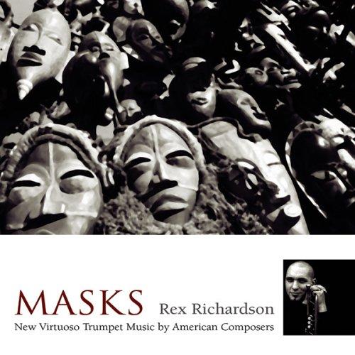 Masks Rex Richardson Audio CD