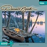 Buffalo Games Darrell Bush: Summer's Song / Canoe