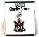 Storm ARASHI official goods ARASHI LIVE TOUR Beautiful World Charity Charm (japan import)