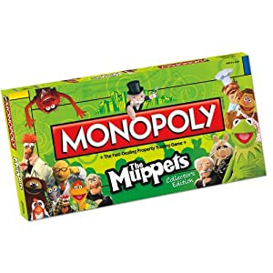 Click to buy Muppet games: The Muppets Monopoly from Amazon!