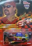 Ernie Irvan - Racing Champions - 1998 - NASCAR 50th Anniversary - Signature Driver Series - No. 36 Skittles Pontiac Grand Prix - 1:64 Scale Die Cast Replica Collector Car
