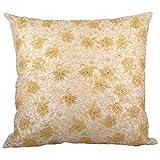 Svisti Raw Silk Single Piece Cushion Cover-Multi, 40.64 Cm X 40.64 Cm - B00N3NZF92
