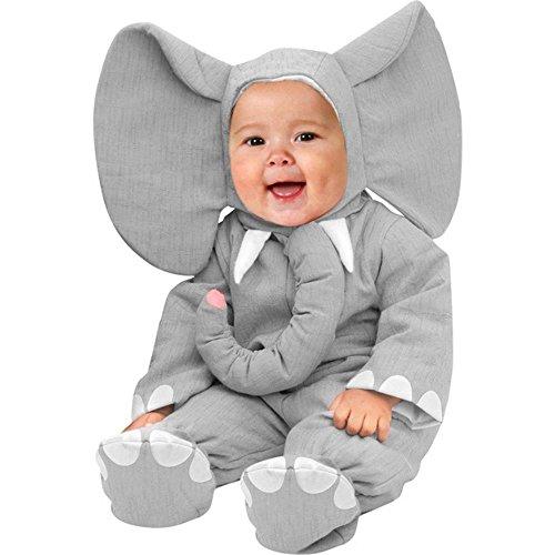 Unique Child's Infant Baby Elephant Halloween Costume (12-18 Months)