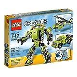 LEGO Creator 31007: Power Mech By LEGO