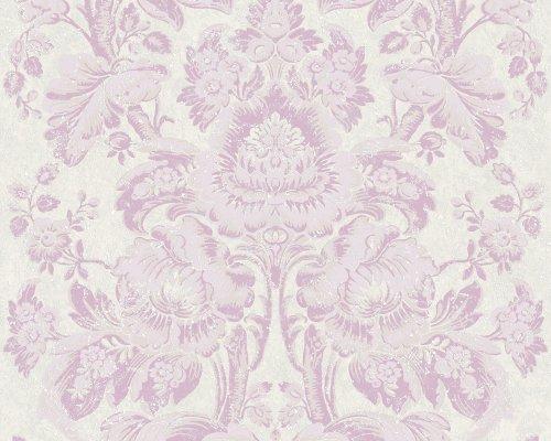 Gut bekannt Tapete Barock: Livingwalls 1301-29 Tapete, Barock, rosa weiß PP88