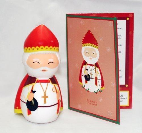 St. Nicholas Collectible Vinyl Figure