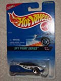 Spy Print Series #2 Alien 3-Spoke Wheels #554 Collectible Collector Car Mattel Hot Wheels 1:64 Scale