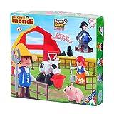 Plastwood Super Farm Playset, Multi Color