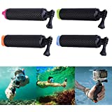 Alcoa Prime New Removable Floating Grip Selfie Rod Buoyancy Camera Handle Mount Stick For GoPro Hero