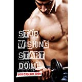 Gym Posters    Gym Posters Big Size    Gym Posters Motivational    Gym Posters Large (A3 Size 12 In X 18 Inch) - B06XYHV1NT