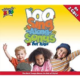 100 Sing Along Songs for Kids