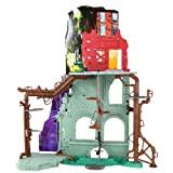 Teenage Mutant Ninja Turtles Sewer Lair Playset