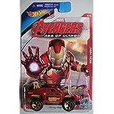 Hot Wheels Marvel Avengers Age Of Ultron Iron Man Sting Rod 6/8