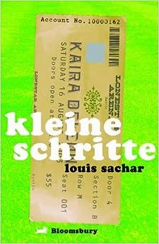 Kleine Schritte: Amazon.de: Louis Sachar, Werner Löcher