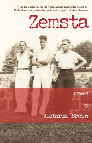 Victoria Brown's Thriller Zemsta is Today's Kindle Fire at Kindle Nation Daily eBook of The Day