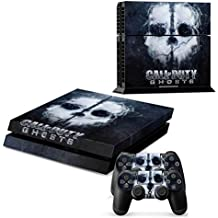 Elton Call Of Duty Ghost Theme 3M Skin Decal Sticker For PS4 Playstation 4 Console Controller