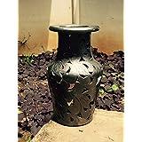 The Garden Store Pot Without Handle - Metallic Grey