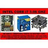 L@@K L@@K BUNDLE INTEL I7 MOTHERBOARD CPU COMBO INTEL X58 + INTEL Core I7 (QUAD CORE X 3.06GHz) + 8 GB DDR3 1600MHz...