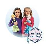 Disney Frozen Singing and Talking Elsa & Anna
