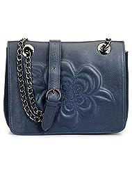 Phive Rivers Genuine Leather Sling Bag - PR209XA