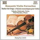 Romantic Violin Favorites