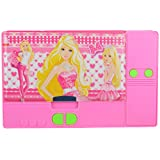 Cinderella Big Pencil Box (Pink) Tab Style Double Sided Pencil Box