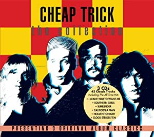 Cheap Trick - Coll: Cheap Trick / In Color / Heaven