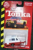 TONKA DIE CAST #29 OF 50 RED AND WHITE SPORTSMAN CAMPER