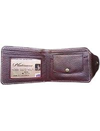 Mundkar Tan Black Multi-colour Wallet For Men's & Boys