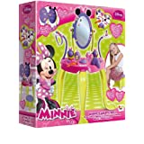 Imc Minnie Vanity Set With Legs And Stool, Multi Color