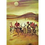 "Dolls Of India ""Nomads"" Reprint On Paper - Unframed (64.77 X 44.45 Centimeters)"