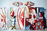 EBTY-Dreams Inc. - Sony Playstation 4 (PS4) - Katekyo Hitman Reborn Anime Tsuna Vongola Family Vinyl Skin Sticker Decal Protector