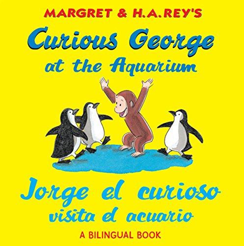 Jorge el curioso visita el acuario/Curious George at the Aqu