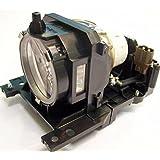 Pureglare 78-6969-9945-3 DT00911 Projector Lamp For 3m Hitachi CP-WX401 CP-X201 CP-X206 CP-X301 CP-X306 CP-X401...