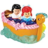 Fisher-Price Little People Disney Princess Ariels Boat Ride Toy