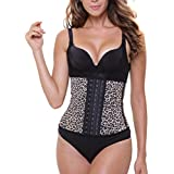 Ieasysexy New Style Latex Wiast Trainer For Weight Loss,Waist Cincher Back Support Slimming Belt,3-Hooks Hourglass...