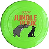 WG Brand KellyGreen, One Size : WG Unisex Bear Baloo And The Black Panther Bagheera The Jungle Bear Outdoor Game...