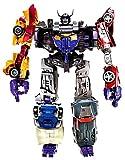Transformers Generations Combiner Wars Motormaster, Dragstrip, Dead End, Breakdown & Offroad Action Figures [Menasor]