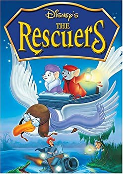 "Cover of ""The Rescuers"""