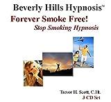 Forever Smoke Free!  Stop Smoking Hypnosis (3 CD Set)