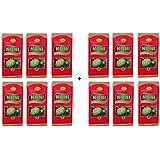 Vritikas Noni Pure & Organic Juice 800ml COMBO PACK (Buy_6_Get_6_Free) (12)