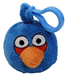 Angry Birds Plush Backpack Clip - Blue Bird