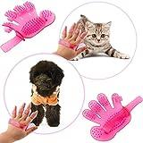 Alcoa Prime Pet Dogs And Cats To Comb Comb Massage Bath Glove Pet Bath Brush Pet Products Wash Head Scalp Massage Brush Worldwide Sale